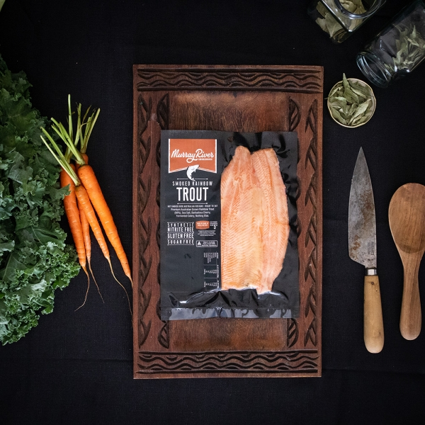 trout fillets small